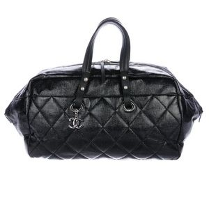 CHANEL Paris Biarritz duffle bag